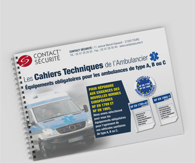 Cahier technique Ambulancier